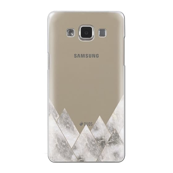 Samsung Galaxy A5 Cases - Marble Mountains