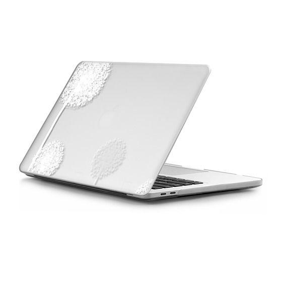 MacBook Pro Touchbar 13 Sleeves - Dandelion Flower Clear