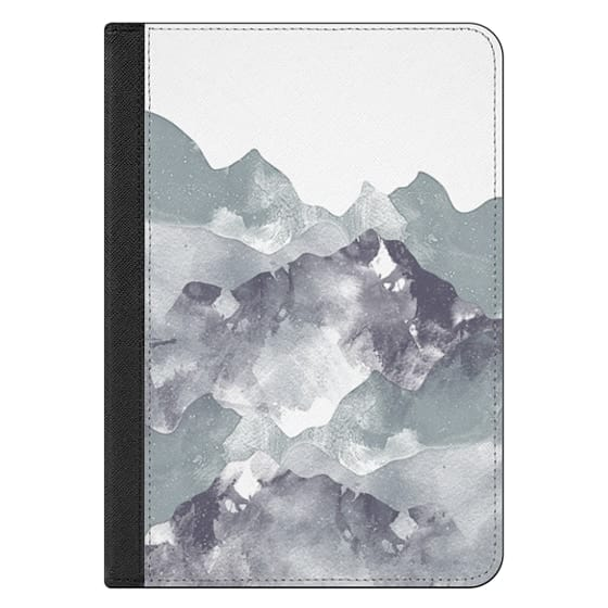 iPad Mini 4 Covers - mountains wanderlust clear case