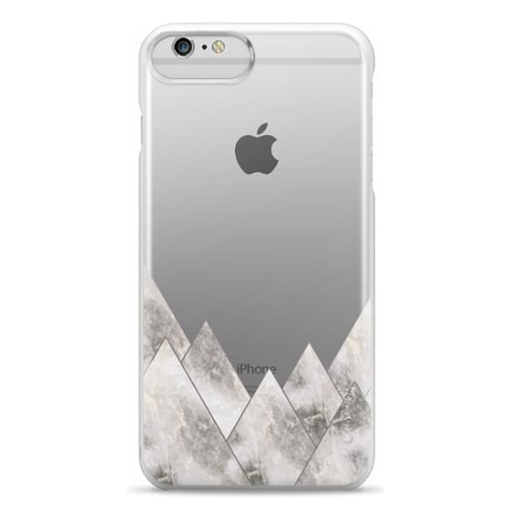 iPhone 6 Plus Cases - Marble Mountains