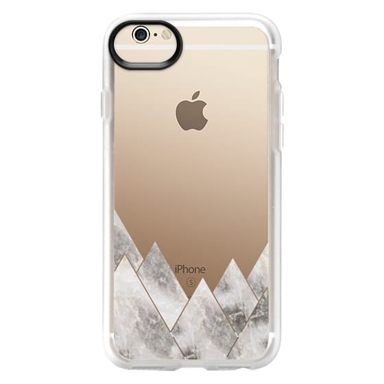 iPhone 6 Cases - Marble Mountains