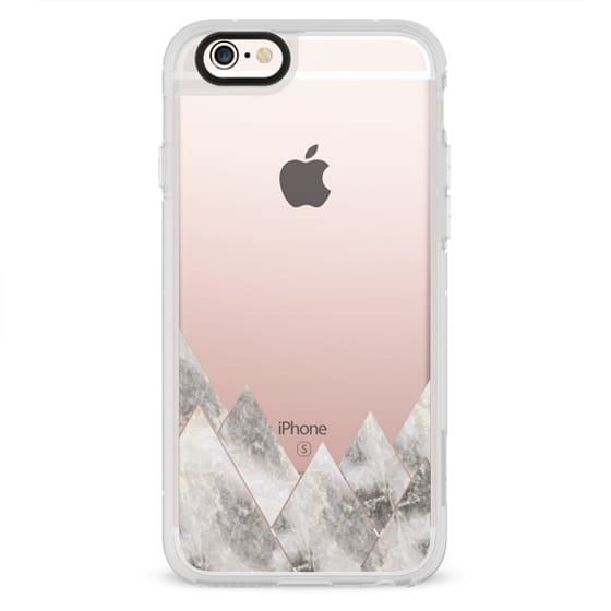 iPhone 4 Cases - Marble Mountains