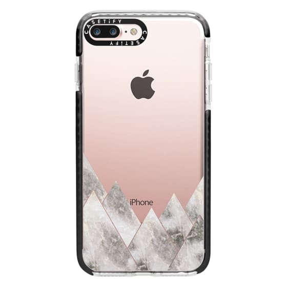 iPhone 7 Plus Cases - Marble Mountains