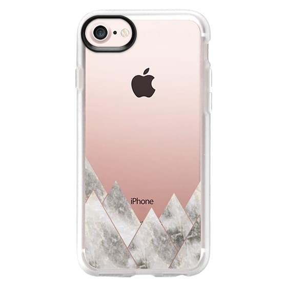 iPhone 7 Cases - Marble Mountains