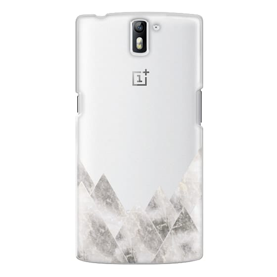 One Plus One Cases - Marble Mountains
