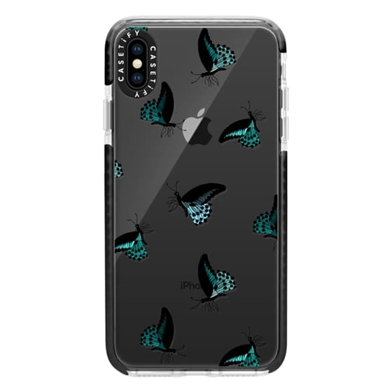 iPhone XS Max Cases - Anchobee_Butterflies