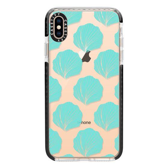iPhone XS Max Cases - Anchobee_Seashells