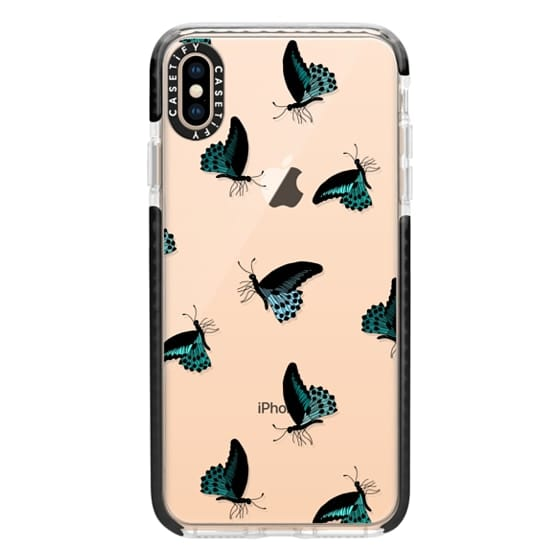 iPhone XS Max Cases - Butterflies