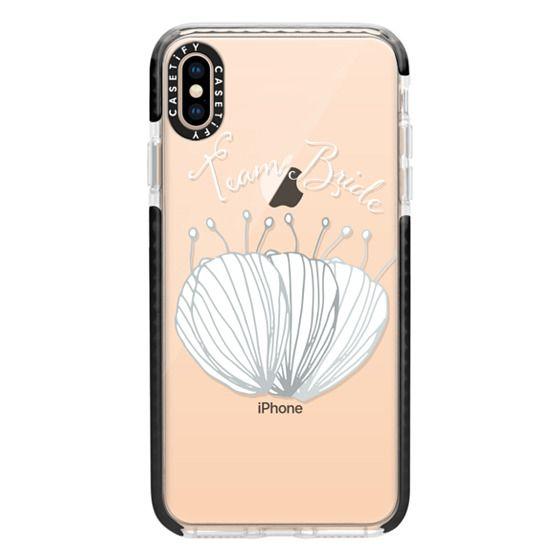 iPhone XS Max Cases - Team Bride