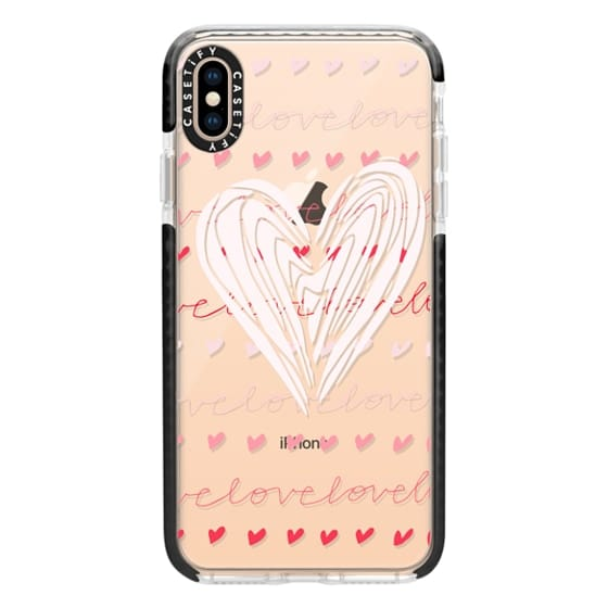 iPhone XS Max Cases - Love Love Love