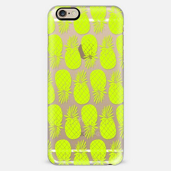 Neon Pineapple -