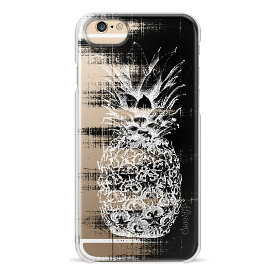 iPhone 6 Cases - Anatomy of a Pineapple