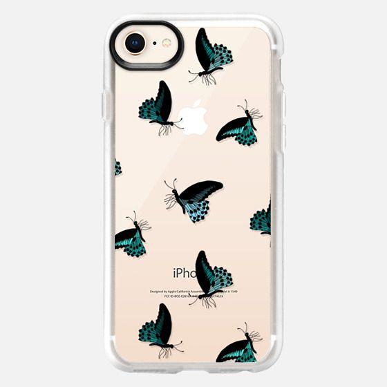 Anchobee_Butterflies - Snap Case