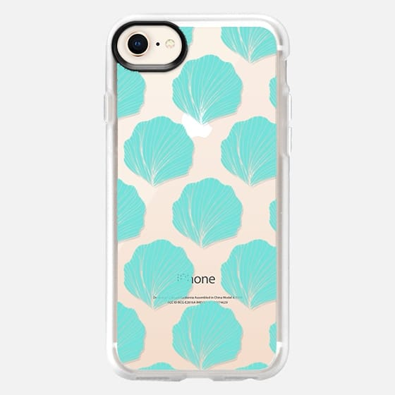 Anchobee_Seashells - Snap Case