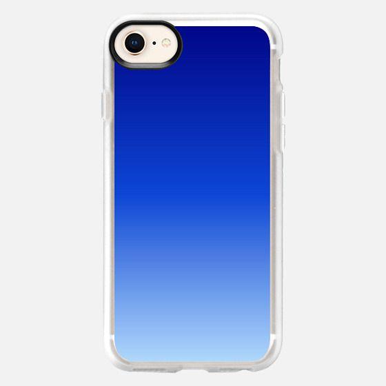 BLue Fade - Snap Case