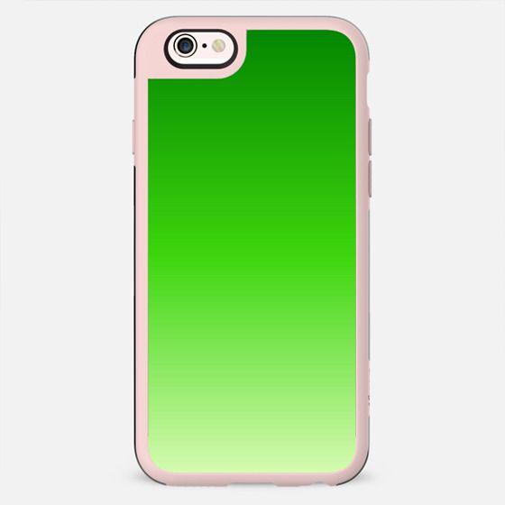 Green Fade - New Standard Case