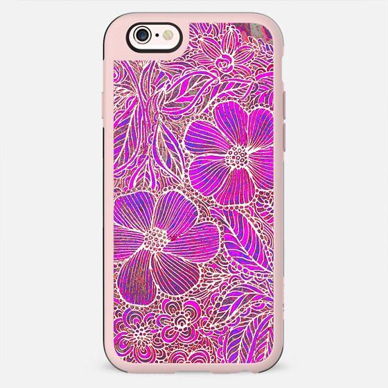 purple garden - New Standard Case