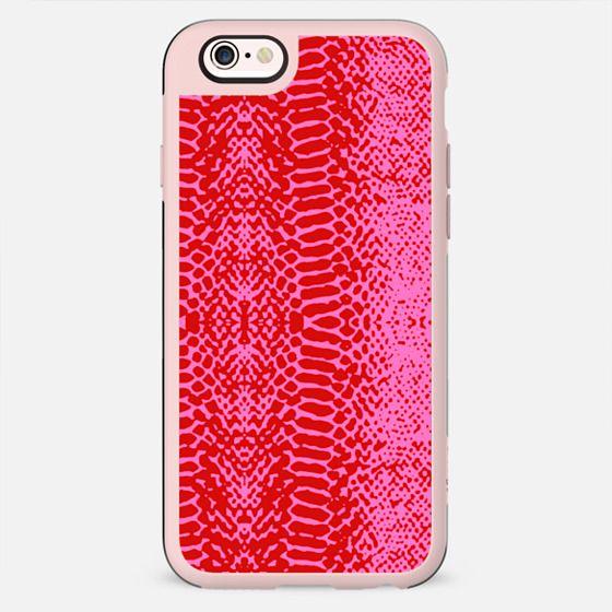 Snake in pink - New Standard Case