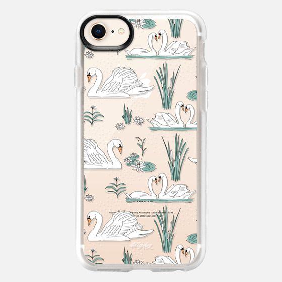 Swan Pond - Snap Case