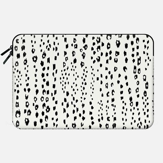 Leopard Neoprene - Macbook Sleeve