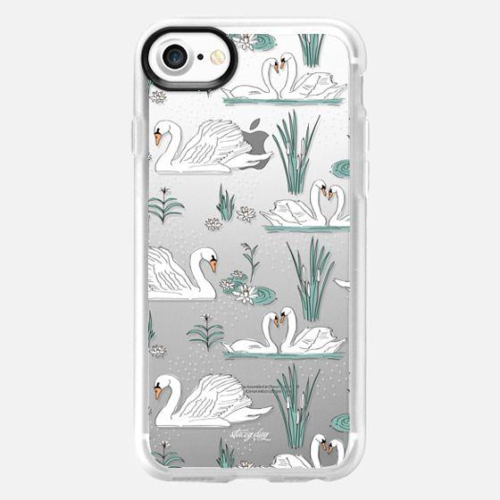 Swan Pond - Classic Grip Case