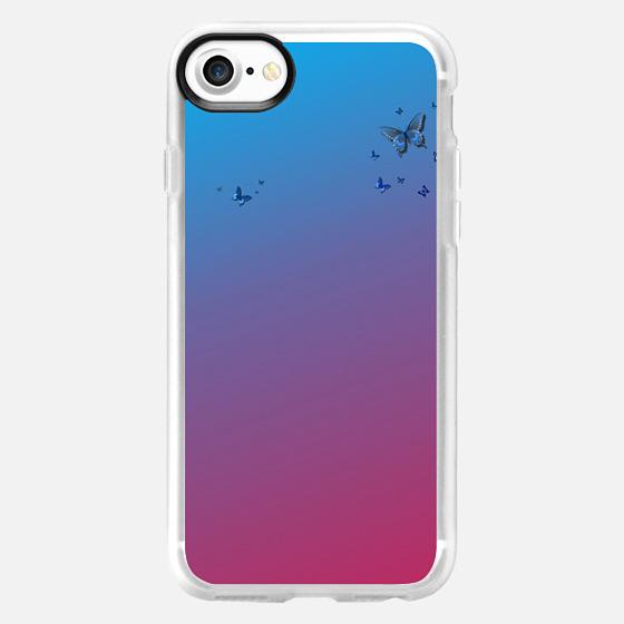 Morning Butterflys - Wallet Case