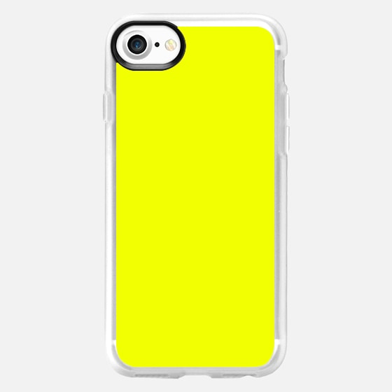 Simply Yellow - Wallet Case