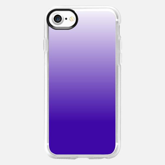 Purple Frost Dark - Wallet Case
