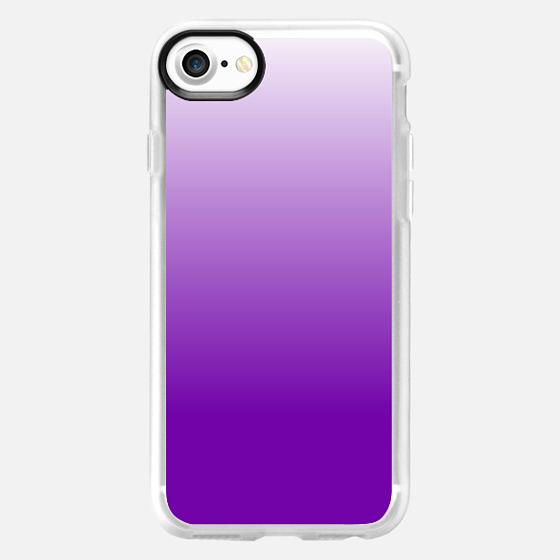 Purple Frost - Wallet Case