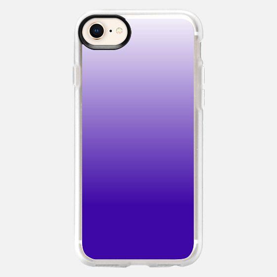 Purple Frost Dark - Snap Case