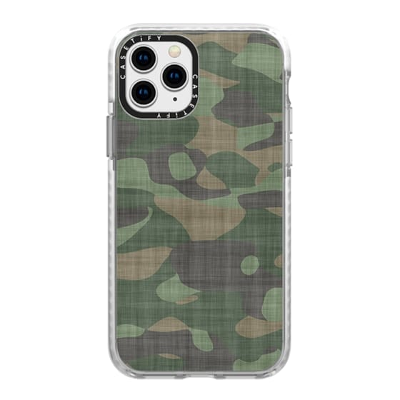 iPhone 11 Pro Cases - Camouflage