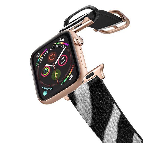 Apple Watch 38mm Bands - Zebra Stripes