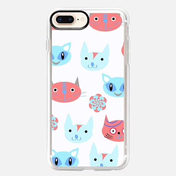 Cats 4bc - Snap Case