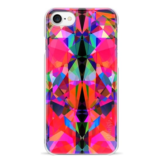 iPhone 7 Cases - Abstraction pink