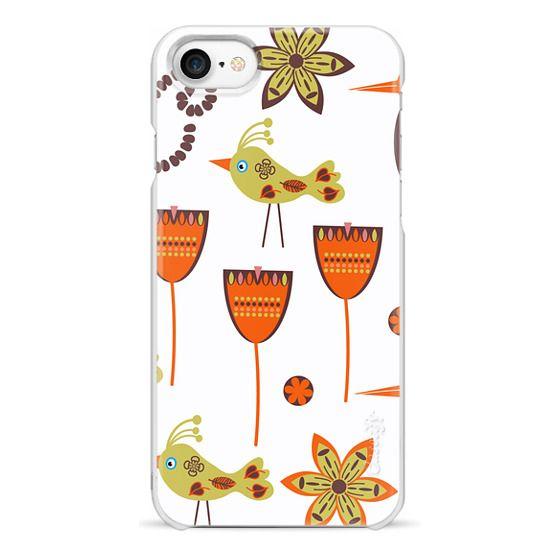 iPhone 7 Cases - Birds 44