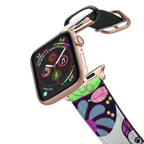 Apple Watch 42mm Bands - Cute Paisley pattern