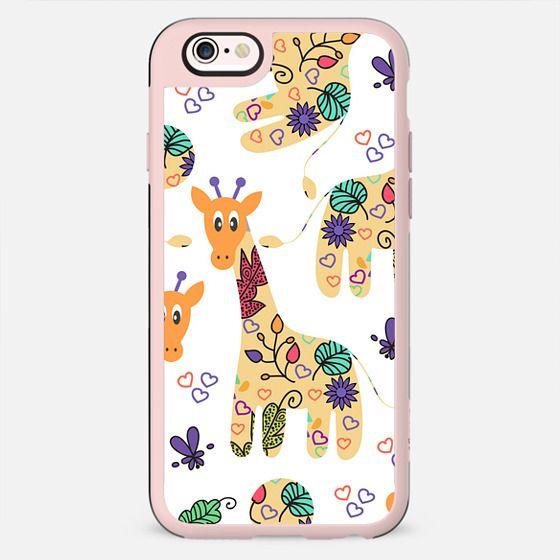 Giraffe pattern - New Standard Case