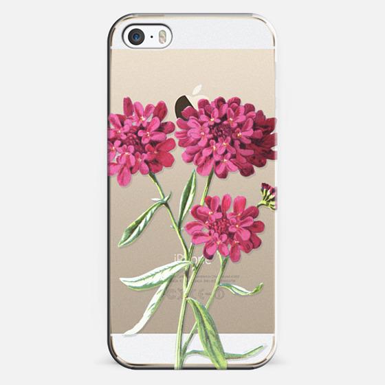 iPhone 5s Case - Magenta Floral