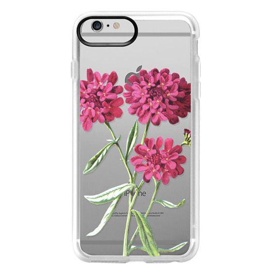 iPhone 6 Plus Cases - Magenta Floral
