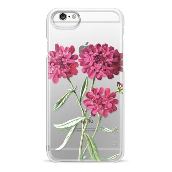iPhone 6 Cases - Magenta Floral