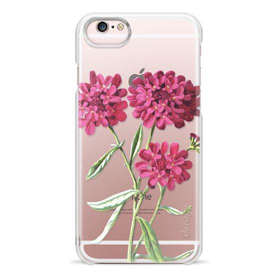 iPhone 6s Cases - Magenta Floral