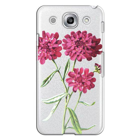 Optimus G Pro Cases - Magenta Floral