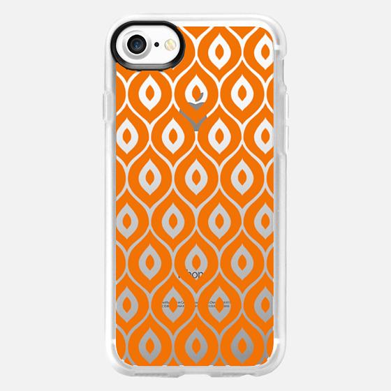 Leela Orange - Wallet Case