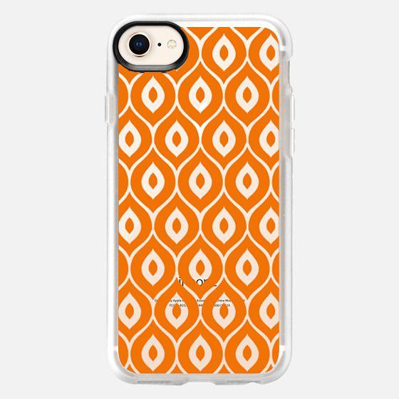 Leela Orange - Snap Case