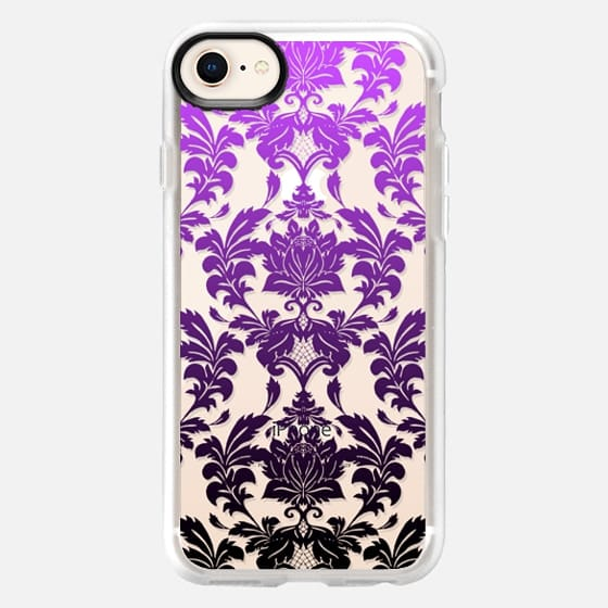 Ombre Damask 2 - Snap Case