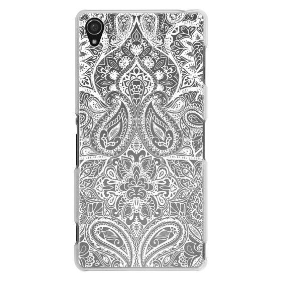 Sony Z3 Cases - Paisley White