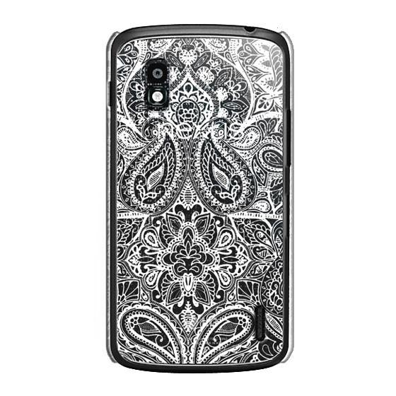 Nexus 4 Cases - Paisley White