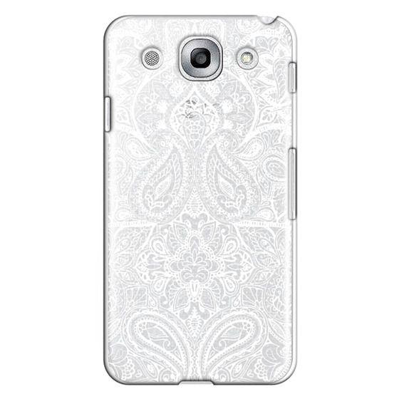 Optimus G Pro Cases - Paisley White