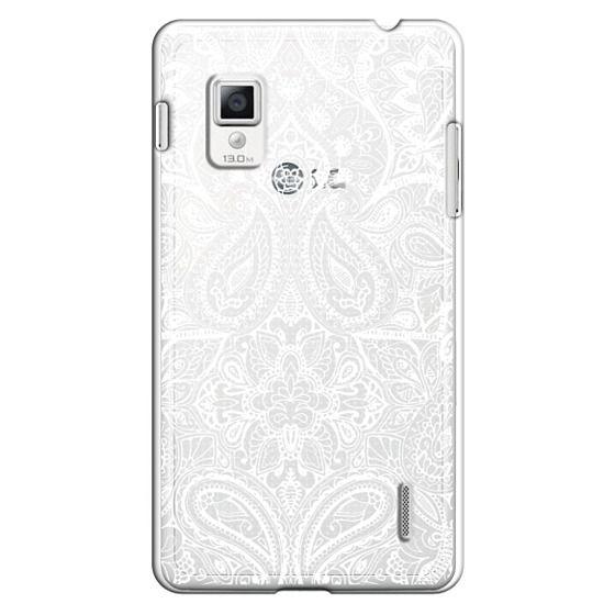 Optimus G Cases - Paisley White