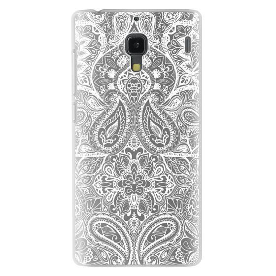 Redmi 1s Cases - Paisley White